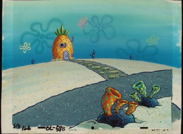 Spongebob Bikini Bottom Geschenkset