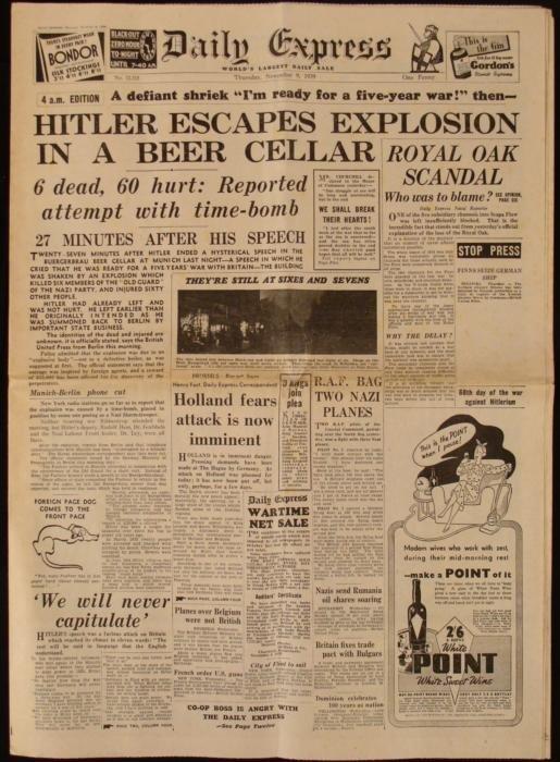 daily express newspaper book reviews