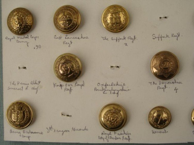 100+ Navy Military Buttons Identification – yasminroohi