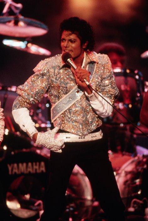 Michael Jackson Victory tour