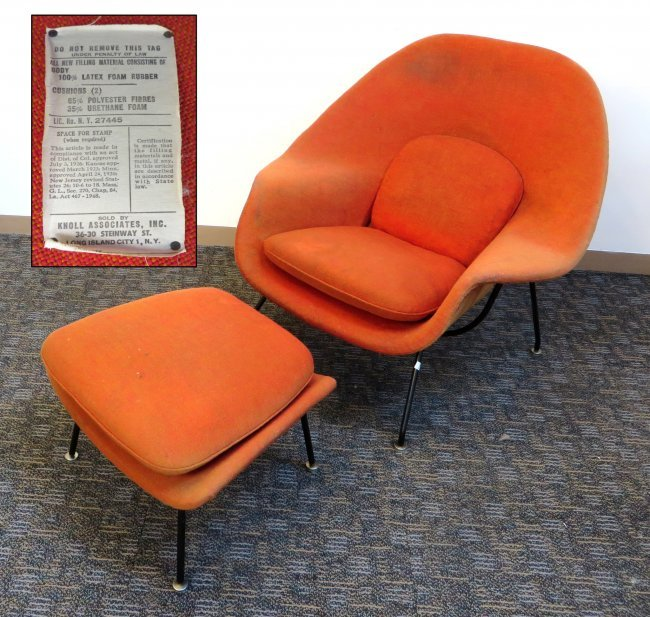 Knoll Womb Chair Quotes
