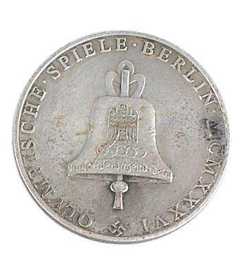 1936 Summer Olympics medal table