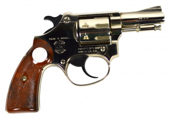 Pistol Rossi Princess 22lr Lot 645