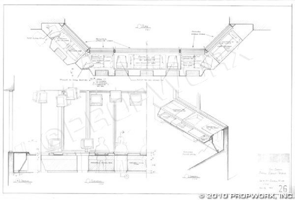 7 Stargate Command Silo Complex Master Plans Lot 7