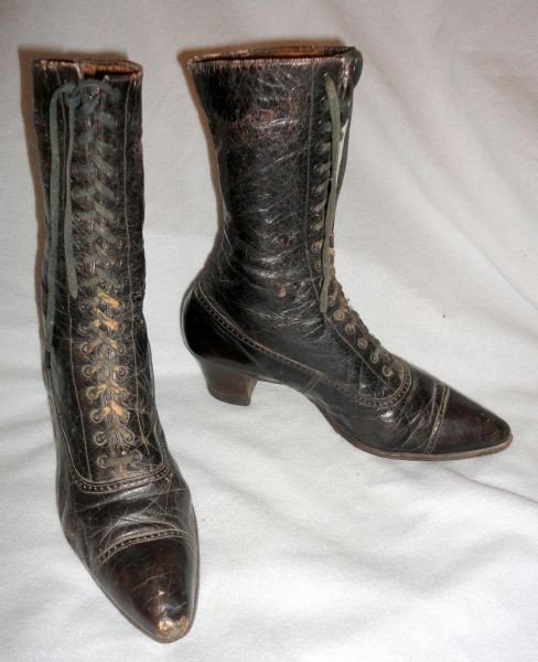 womens boots vintage