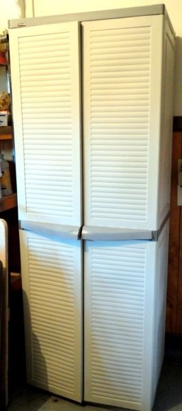 Black And Decker Plastic Storage Cabinets Pictures to Pin on ...