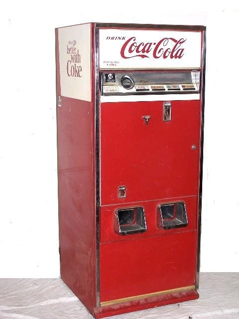 cavalier coke machine models
