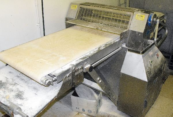 Pilsbury Moline Commercial Dough Sheeter 530 Lot 29