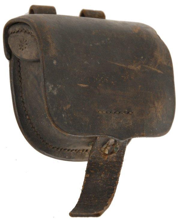 84: Civil War Percussion Cap Box : Lot 84