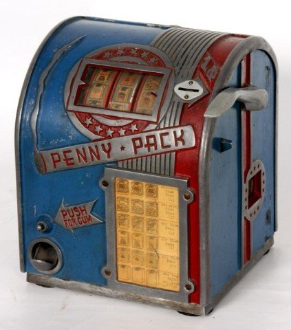 Penny free slots machine