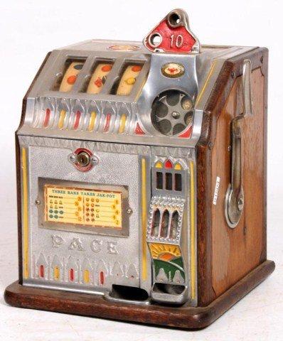 Antique slot machine repair las vegas