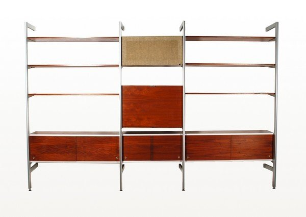 157 George Nelson CSS Wall Unit Lot 157