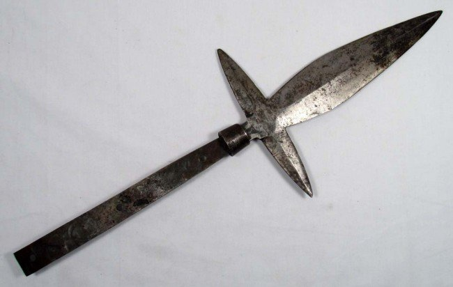 Civil War Pike Weapon - 37.0KB