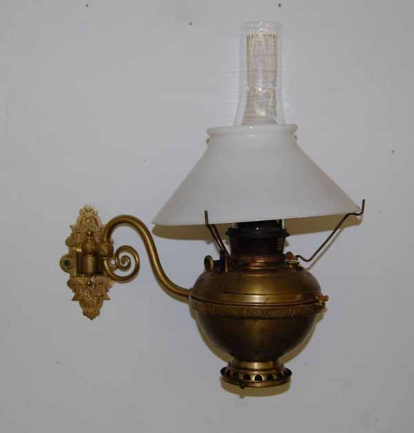 Wall Mounted Kerosene Lanterns : NEW 326 WALL MOUNTED OIL LAMPS oil lamps