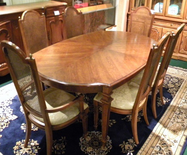Dining Table Thomasville Dining Table Set