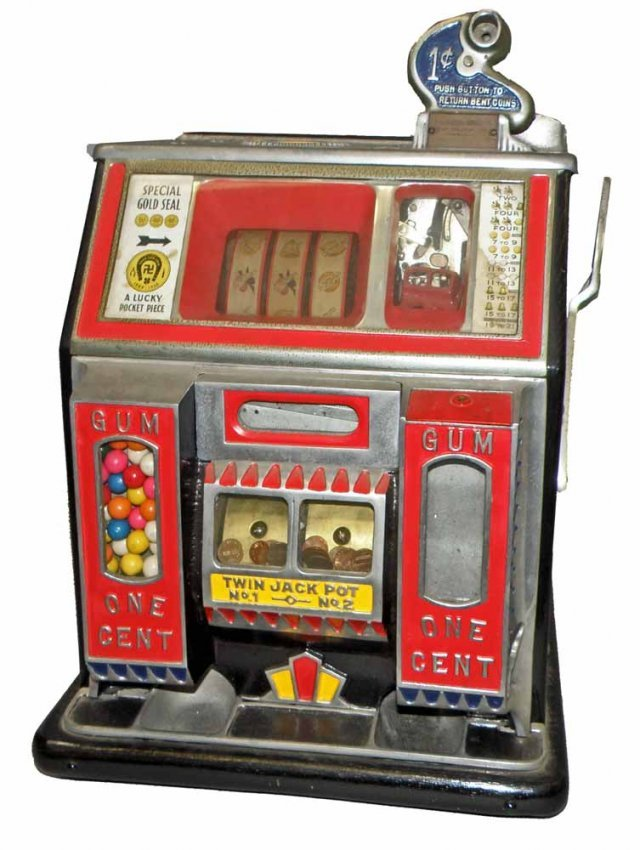 penny slot machines how to play