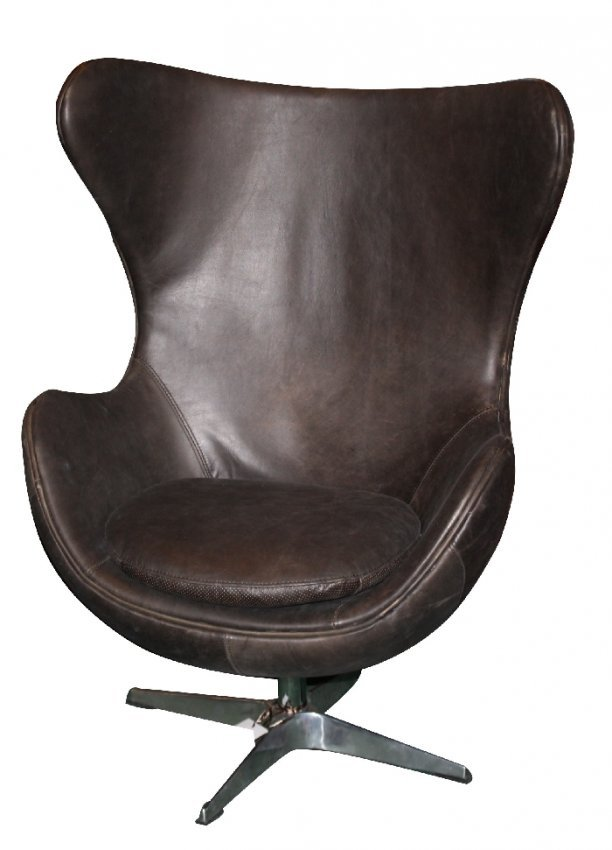 123 after danish modern copenhagen egg chair in lot 123. Black Bedroom Furniture Sets. Home Design Ideas