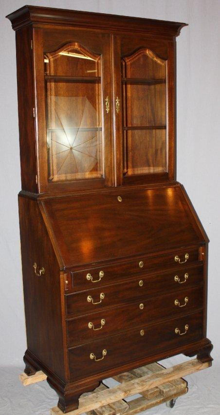 Virginia Galleries Henkel Harris John Hancock Desk Lot 173