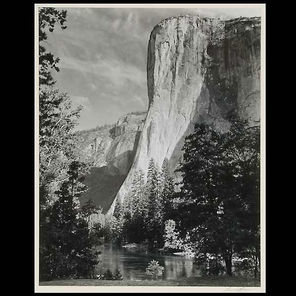 el capitan ansel adams - photo #13