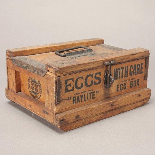 Vintage Egg Crate 34
