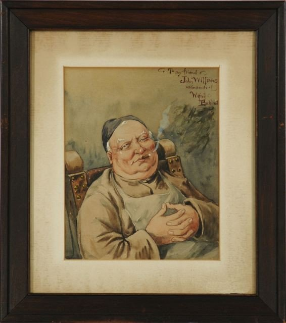 Wilfred Buckland Net Worth