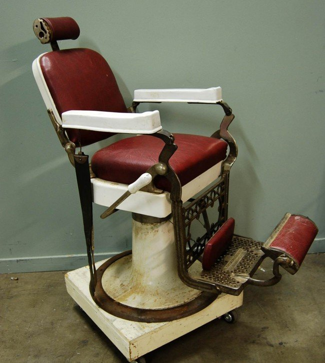 vintage barber chairs for sale used heritage malta