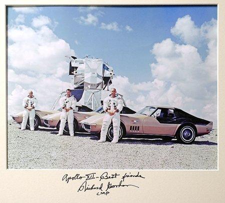 1969 Corvette VIN by Astronaut (page 2) - Pics about space