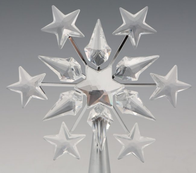 Waterford Christmas Tree Topper