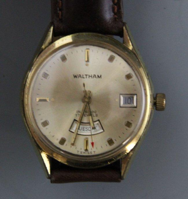 5 vintage waltham s wrist watches lot 44820