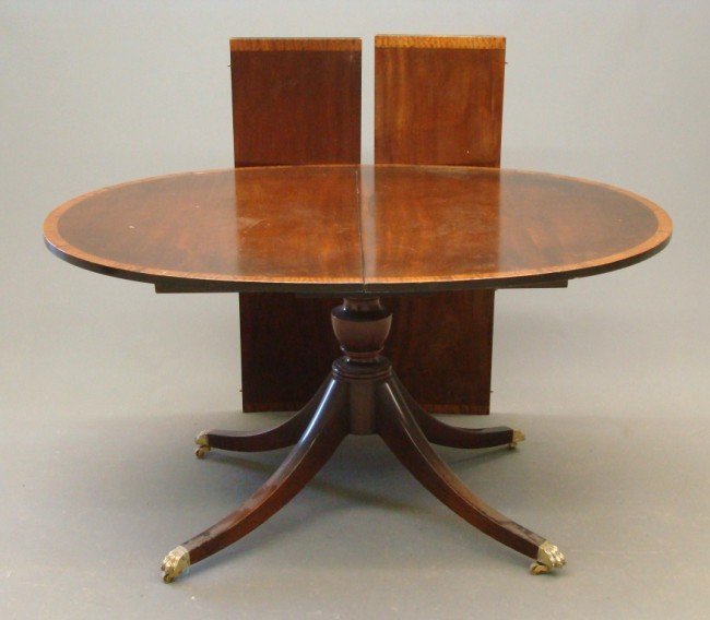 Dining Table Federal Style Dining Table