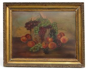 E Chester Painting C  Still Life Painting