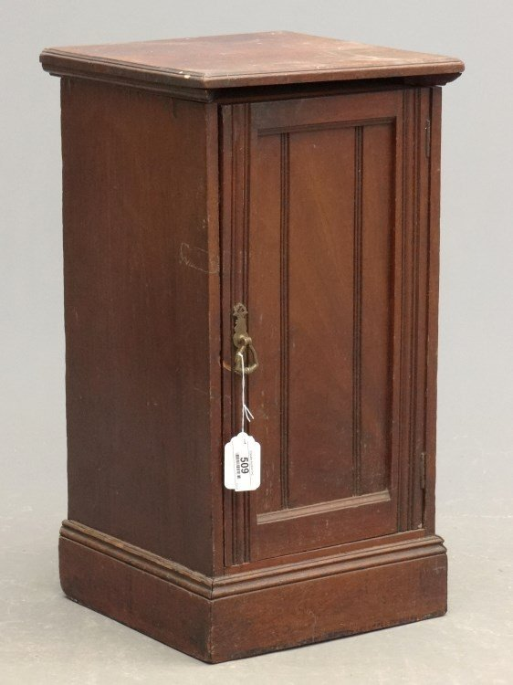 19th C Eastlake Cabinet Lot 509