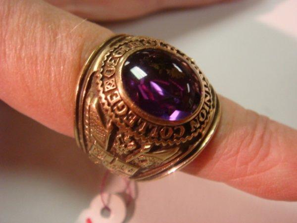 Jostens College Ring Catalog David Simchi Levi