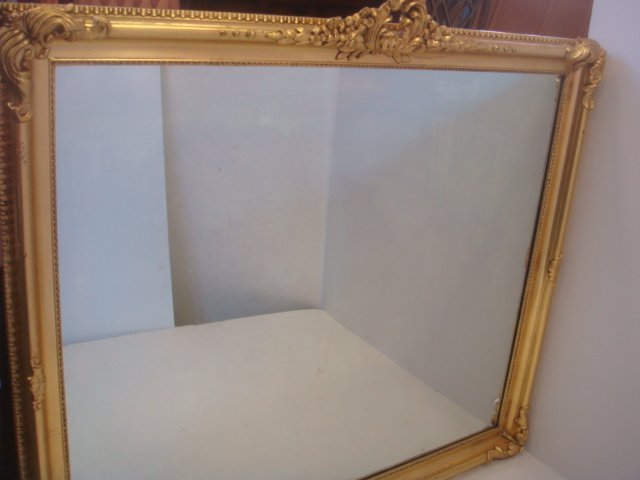 Large Gold Frame Mirror: 301 Moved Permanently
