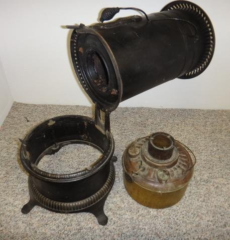 1916 Barler 2 Ideal Heater Lot 27