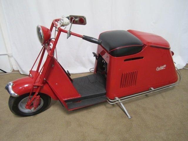 Vintage Cushman Scooters 46