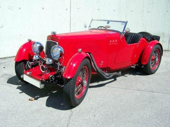 Aston Martin International 1,5 ltr., 1931 Baujahr: : Lot 76