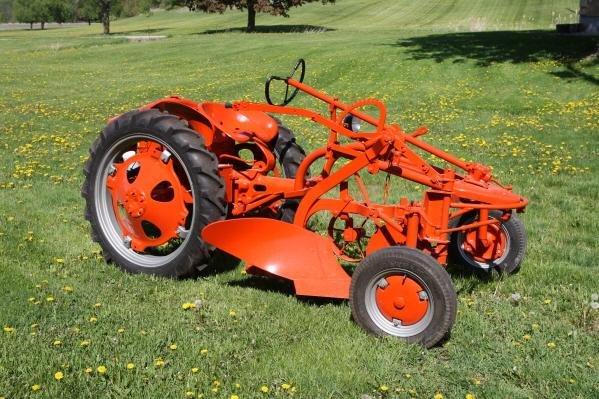 Allis Chalmers G Tractor : Allis chalmers g tractor bing images