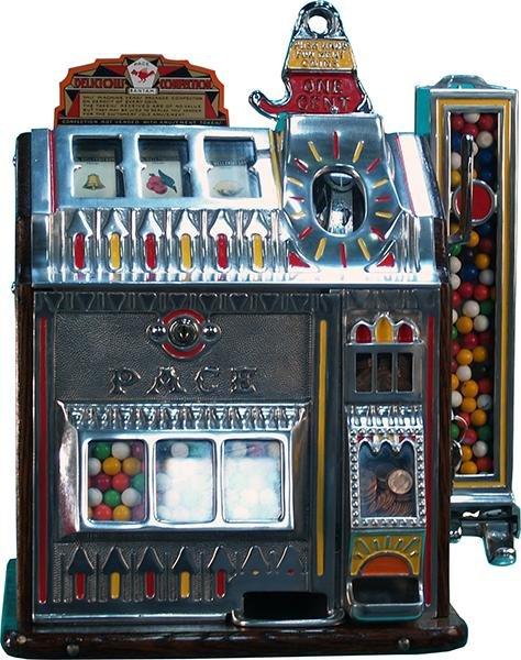 pace 1 cent slot machine