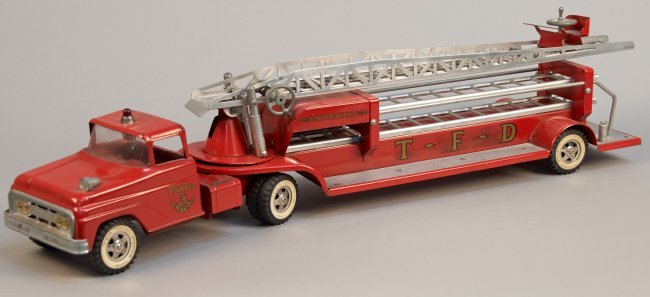 tonka mighty motorized fire truck instructions