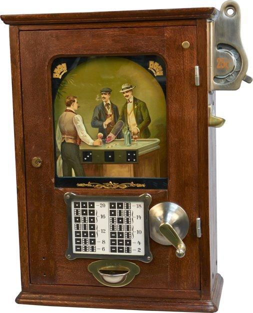 Vintage german slot machines