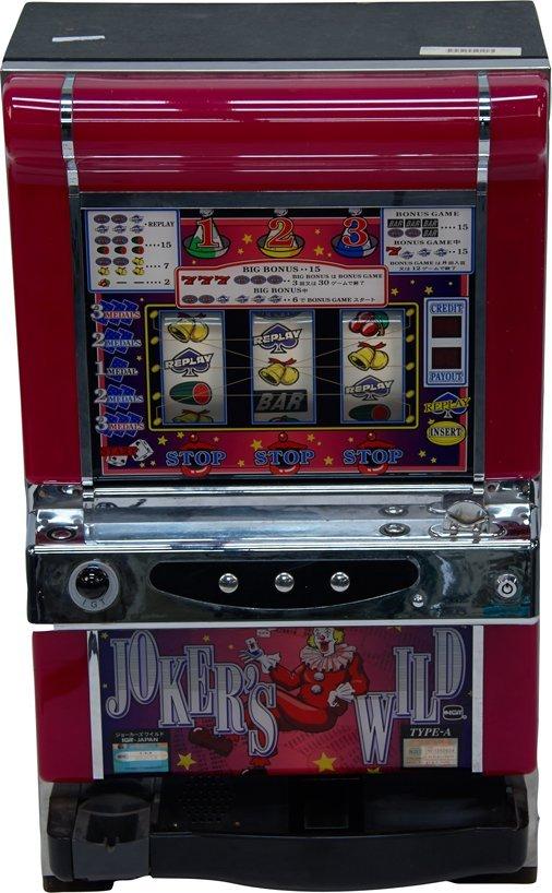 Joker Wild Slot Machine