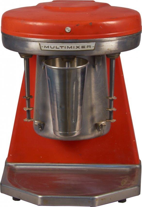 malt mixer machine
