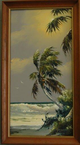 133: Harold Newton, Highwaymen Artist : Lot 133