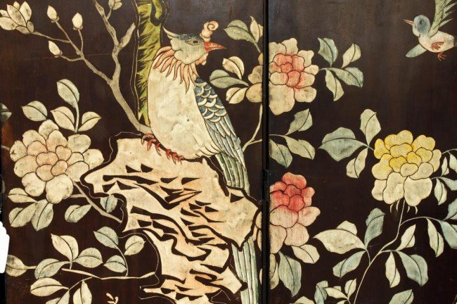 chinese antique screen | Find Antique Asian  Chinese Guide