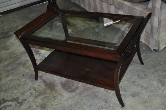 147 Bombay Coffee Table Lot 147