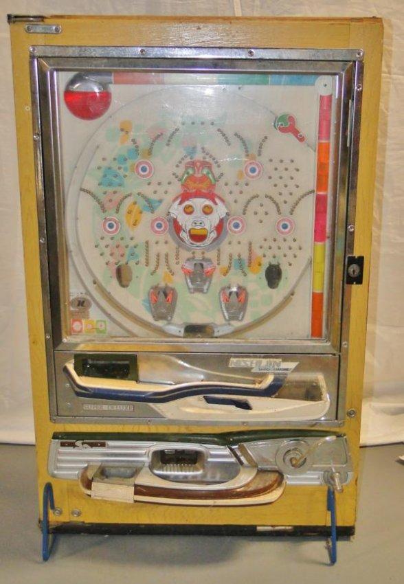 pachinko machine value