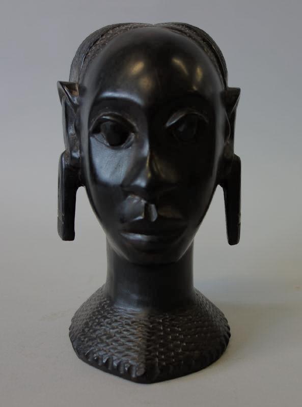 Ebony Wood Carvings 73