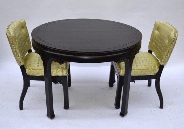 Dining Table: Asian Dining Table Chairs