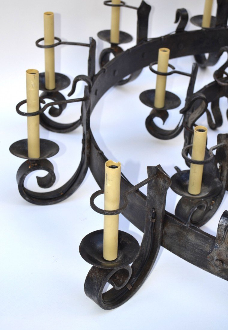 Discount Chandeliers Wrought Iron Style Lights page